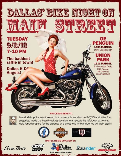 Bike Night on Main Street (2013)